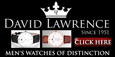 ** David Lawrence Luxury Mens Watches **
